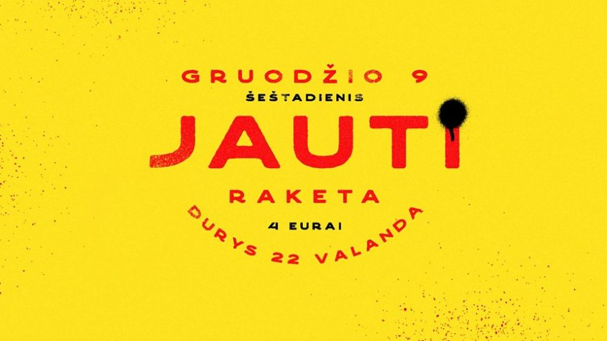 LIVE   jautì @Klaipėda