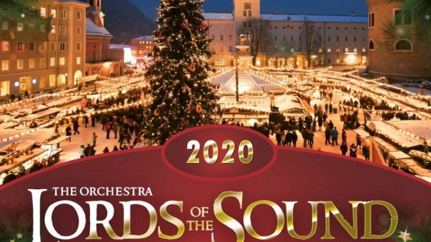 """LORDS OF THE SOUND su Kalėdinė programa """"Grand Christmas"""""""