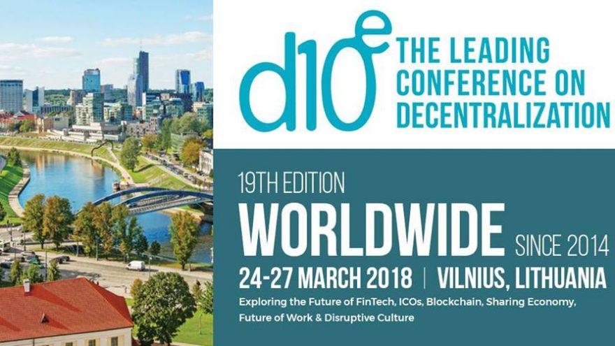 Conference of decentralization d10e Vilnius