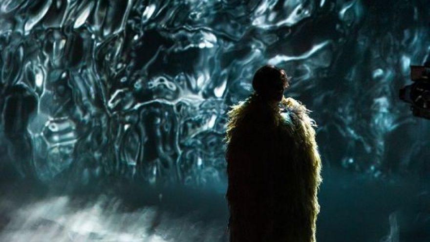 """PLARTFORMA'21: Spektaklis """"Flesh"""" / Franck Vigroux / Cie dAutres Cordes (Prancūzija"""