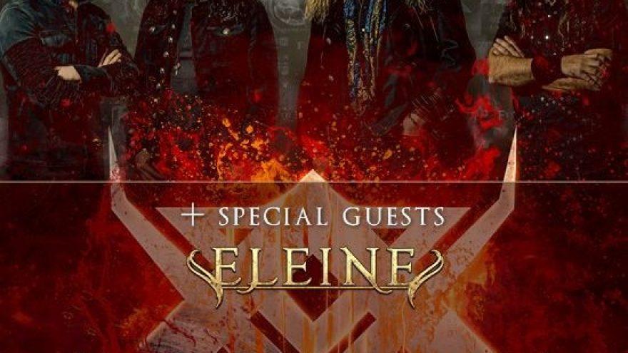 FIREWIND – 20th Anniversary Tour 2022 + special guest ELEINE