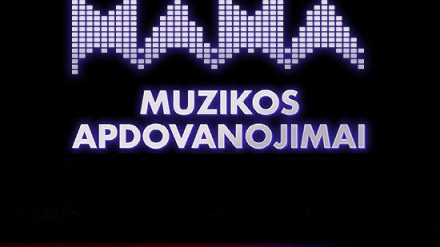 Metų muzikos apdovanojimai M.A.M.A. 2021