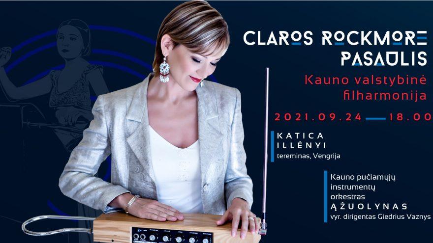 Claros Rockmore pasaulis