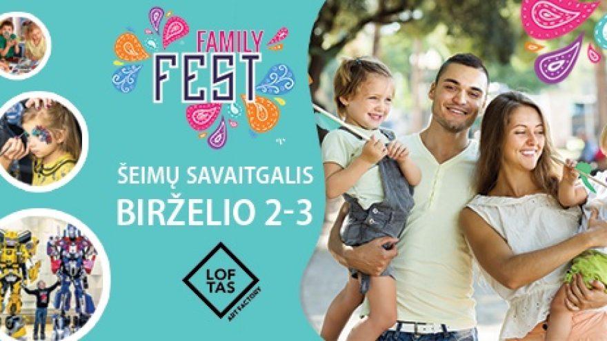 Family Fest Vilnius