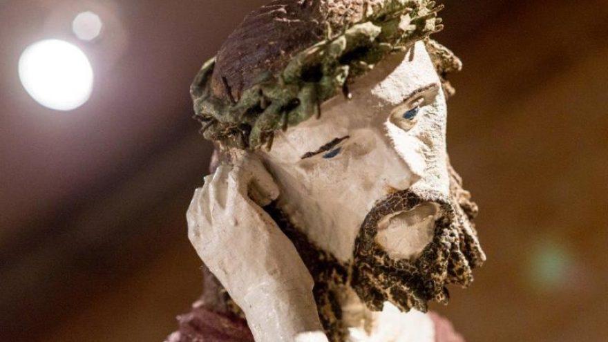 """Knygų pristatymas: """"Antakalnio Jėzus"""" ir """"Susimąstęs Kristus"""""""