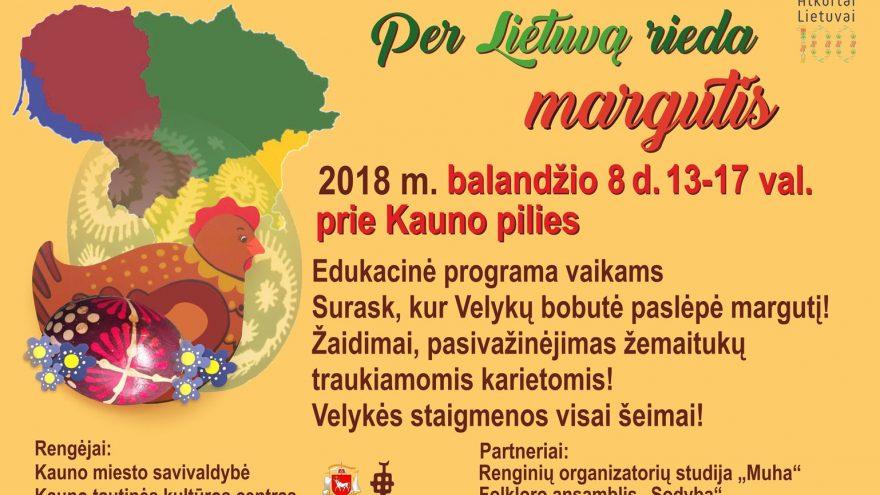 Vaikų Velykėlės Kaune