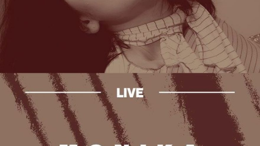 Monika Liu | LIVE