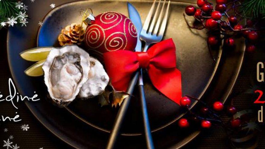Kalėdinė degustacinė vakarienė