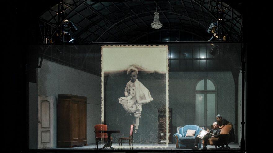 Jaunimo teatras: AUSTERLICAS pagal W. G. Sebaldo knygą, Režisierius Krystian Lupa