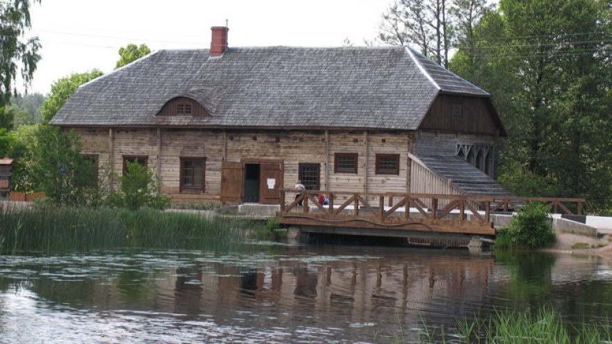Ginučių vandens malūnas Lengvatinis lankytojo bilietas