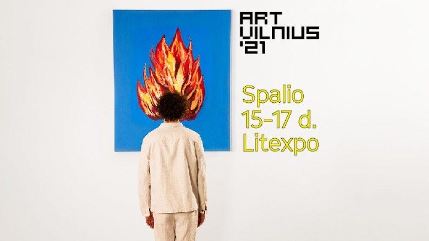 Tarptautinė meno mugė ArtVilnius'21 Dviejų dienų bilietas