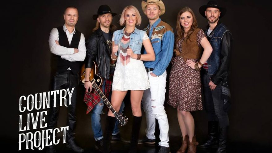 Country Live Project @Brodvėjus pub [03.18]