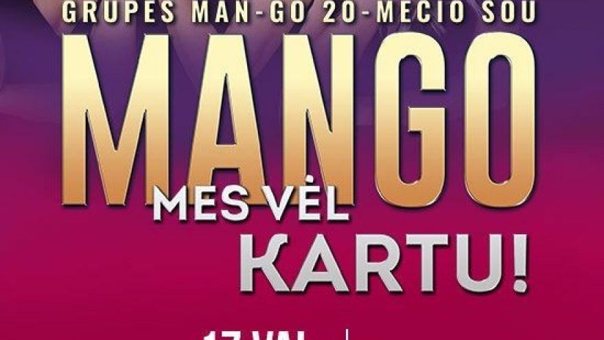 MANGO 20-mečio koncertas   Alytus