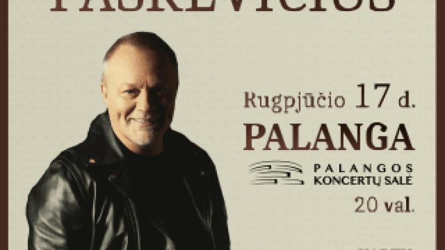 GYTIS PAŠKEVIČIUS   PALANGA