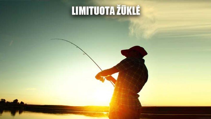 Žvejo mėgėjo kortelė limituotai žvejybai Nemuno deltoje Nemuno deltos regioninio parko vandens telkiniai, visi telkiniai, išskyrus esančius Nemuno priešakinės deltos gamtiniame rezervate, Krokų lankos botaniniame-zoologiniame draustinyje, Kuršių marias tar