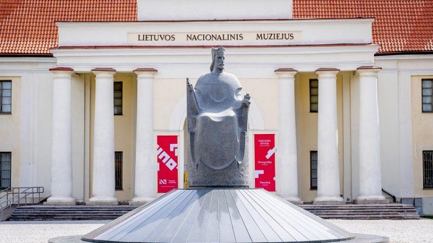 Lietuvos nacionalinis muziejus: Naujasis arsenalas