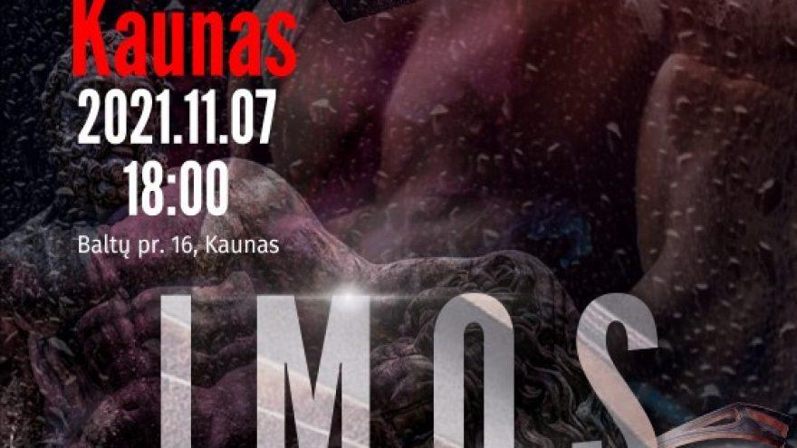 I.M.O.S erotinis vyrų striptizo šou | Kaunas