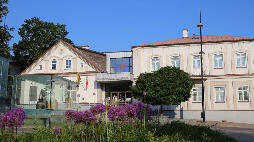 Utenos kraštotyros muziejus.