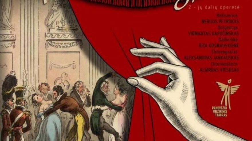 VIENOS KRAUJAS 2-jų dalių J. Strauss operetė