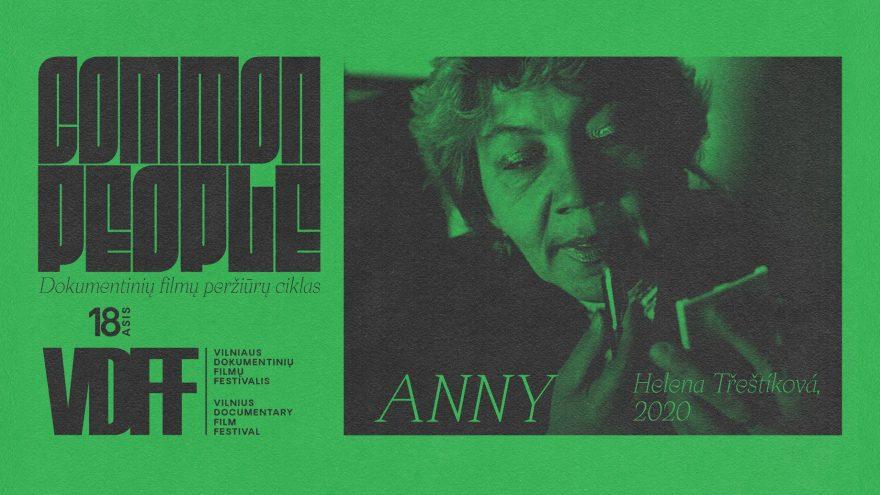 Common People x VDFF: Anny