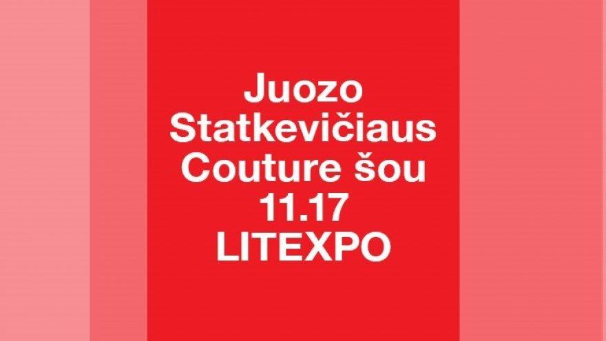 JUOZO STATKEVIČIAUS HAUTE COUTURE  KOLEKCIJA PAVASARIS/VASARA 2022 1 salė