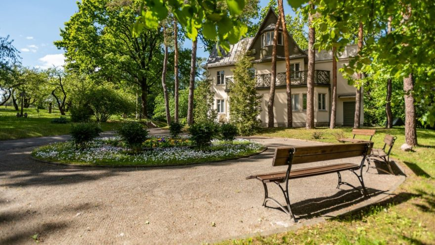 Salomėjos Nėries ir Bernardo Bučo namai-muziejus.