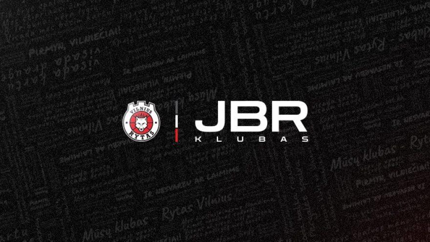 """Vilniaus """"Ryto"""" JBR klubo narystė 2021/22 sezonui JUODA (""""Avia Solutions Group"""" arena + JEEP arena)"""