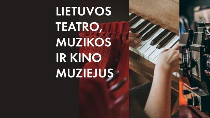 Lietuvos teatro, muzikos ir kino muziejus. Lengvatinis lankytojo bilietas