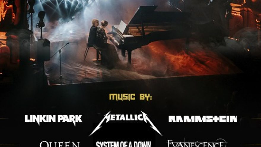 (Kaunas) Rojalis rock. Music by Linkin Park, Rammstein, Queen, Metallica, Evanescence and other. Classic Energy.