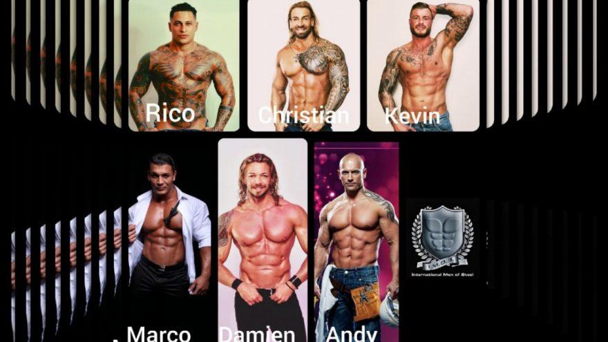 I.M.O.S erotinis vyrų striptizo šou