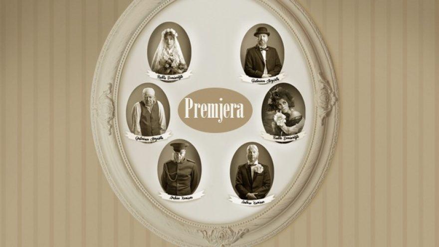 """Principas. 2 dalių komedija (rež. Kristina Kazlauskaitė). PREMJERA! Įėjimas į renginį tik turint """"galimybių pasą""""."""