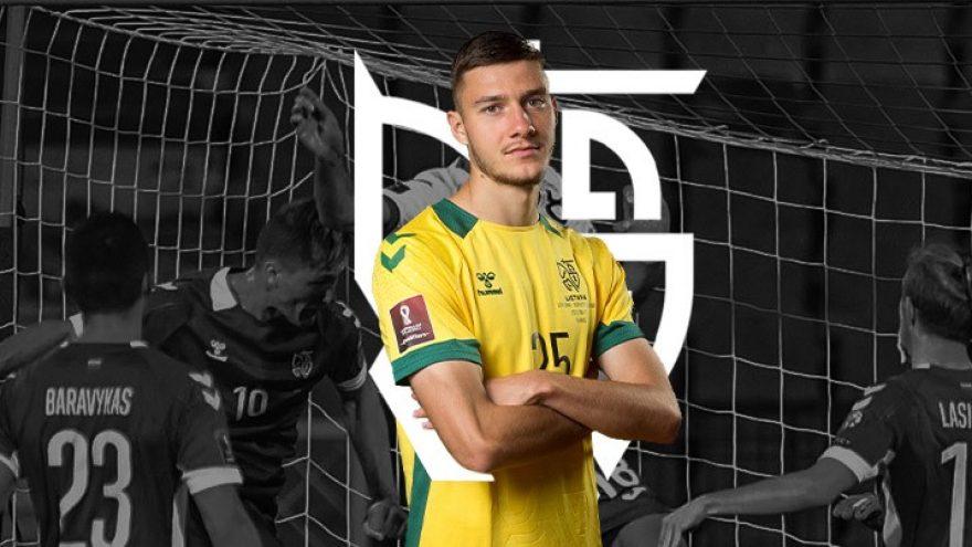 2022 m. FIFA Pasaulio vyrų futbolo čempionato atranka: LIETUVA – BULGARIJA Įėjimas tik su galimybių pasu