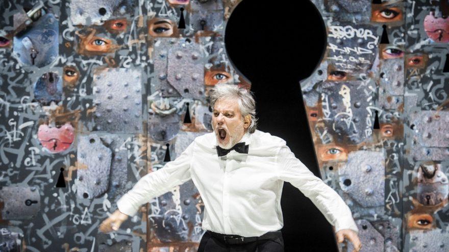Premjera. August Strindberg. DIDYSIS KELIAS, rež. Jonas VAITKUS. Įėjimas į NAUJĄJĄ  salę iš Gedimino pr. 4