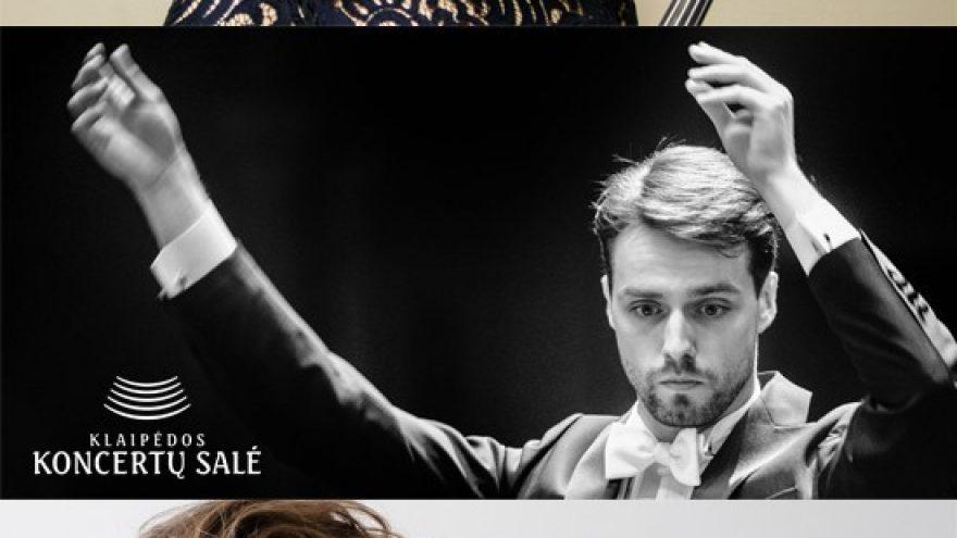 Septyni žodžiai | Klaipėdos kamerinis orkestras, K.Anusevičiūtė, G.Kaminskaitė, A.Dūkštaitė