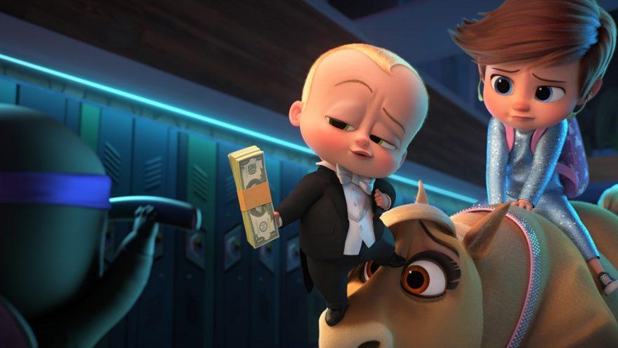 Kino teatras Arlekinas: Ponas Kūdikis – 2. Šeimos reikalai