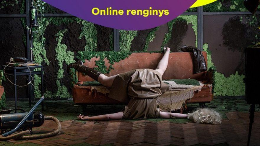 ONLINE: AAT | Artūro Areimos teatro spektaklis TESTAS Gruodžio 23-26 d.