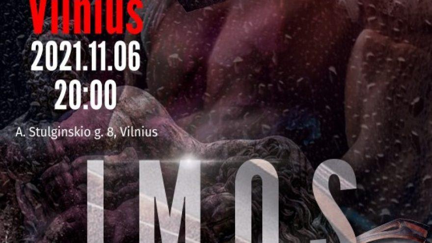 I.M.O.S erotinis vyrų striptizo šou | Vilnius