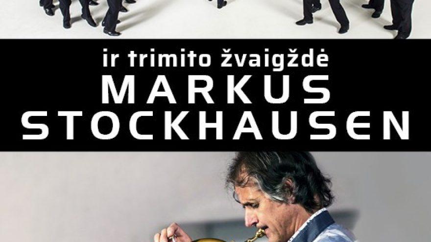 ESTIJOS NACIONALINIS VYRŲ CHORAS ir trimito žvaigždė MARKUS STOCKHAUSEN