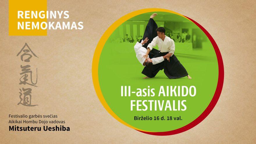 III-asis Aikido Festivalis