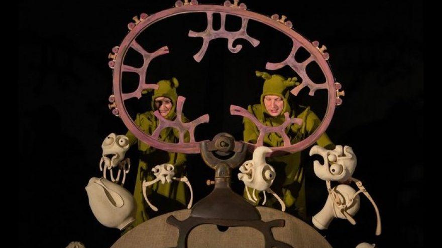 "Spektaklis ""Voro vestuvės"" | Pagal J. Marcinkevičiaus poemą"