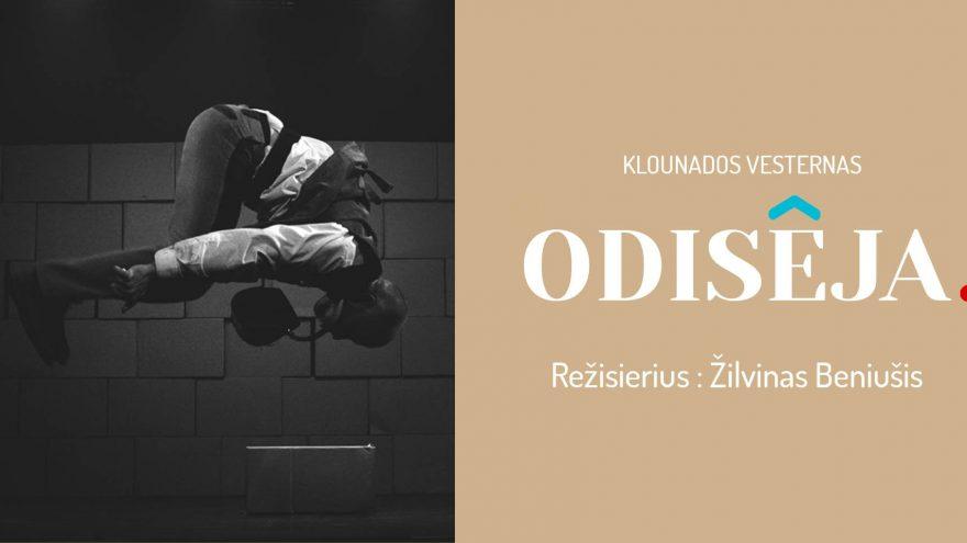 "PREMJERA | Klounados vesternas ""Odisėja""  (rež. Žilvinas Beniušis)"