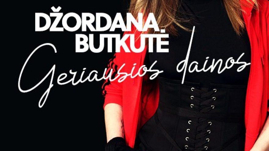 Džordana Butkutė – Geriausios dainos | Klaipėda