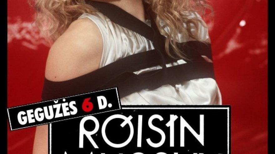 "Róisín Murphy ""Roisin Machine"" NEW album Tour"