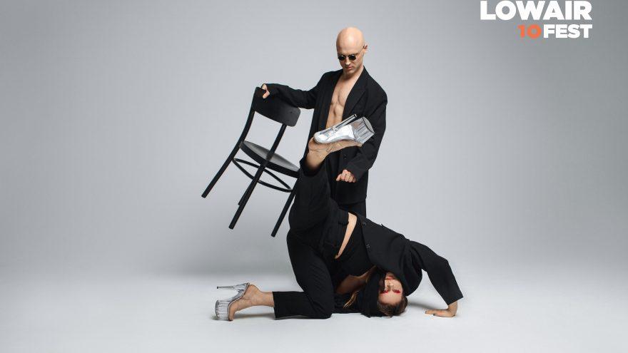 LOW AIR 10 FEST: vizualus šokio spektaklis – ŽAIDIMAS BAIGTAS