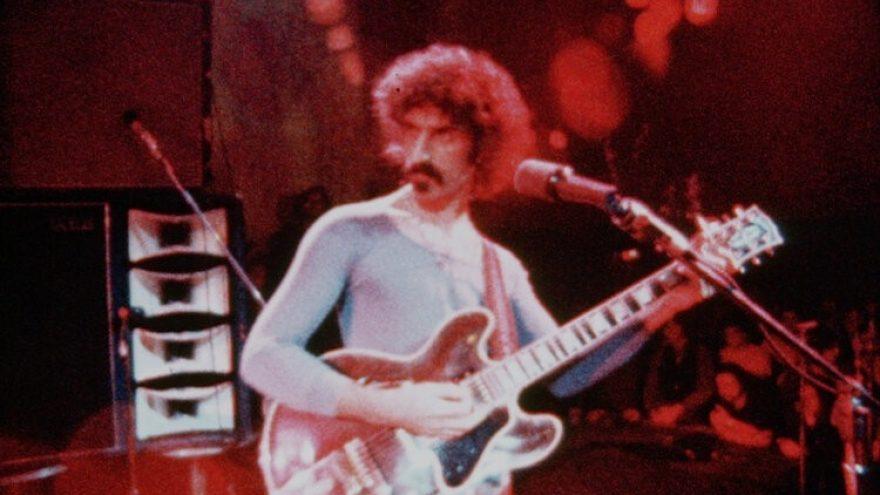 Zappa (Skalvija) VDFF / Specialus seansas