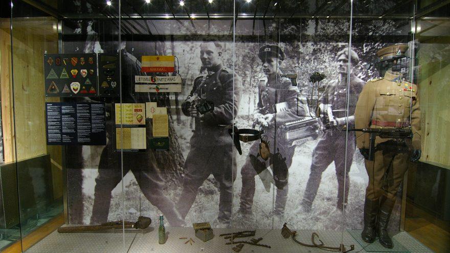 Okupacijų ir laisvės kovų muziejus Lankytojo bilietas