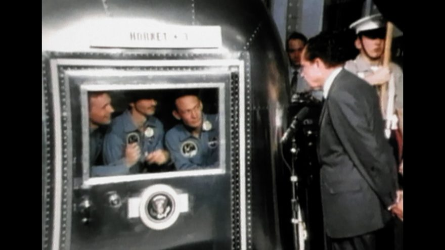 """Tamsioji Mėnulio pusė (Skalvija) VDFF / Specialioji programa """"Žemės stebėtojai"""""""