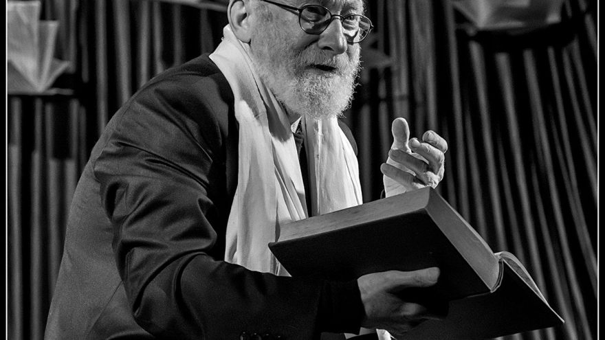 Isaac Pekar MENDELIS KNYGIUS (Izraelis, spektaklis rusų kalba)