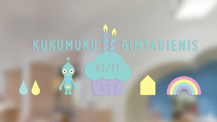 Kukumuku 2-asis gimtadienis!