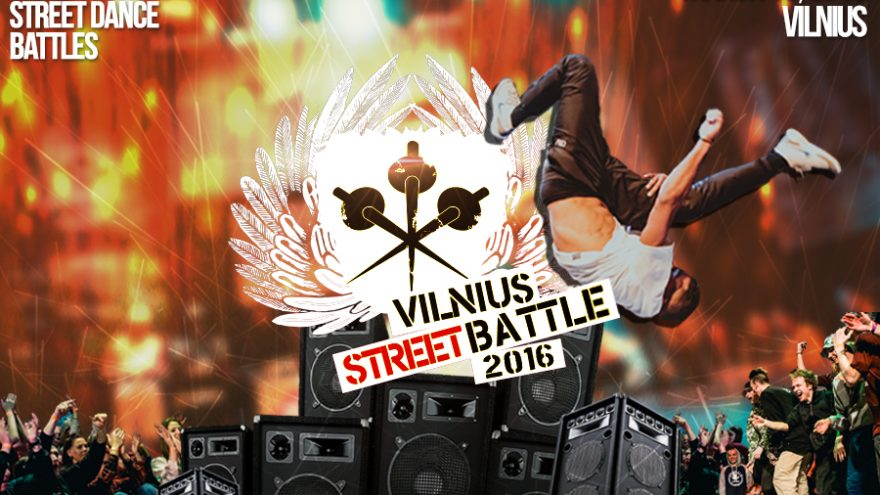 Vilnius Street Battle